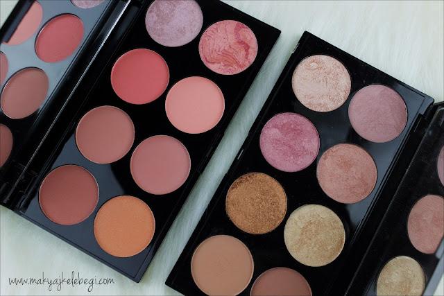 Makeup Revolution Allık Paleti
