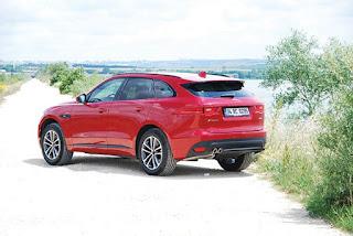 Jaguar F-Pace R-Sport Yorumları