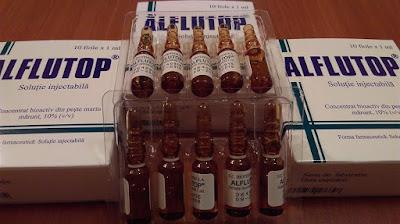 alflutop biotehnos romania tratamentul artritei artroze brahiale