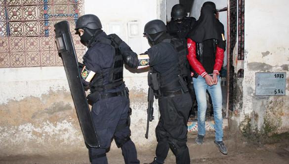 تمجيد 'داعش' يقود لاعتقال شاب بشيشاوة !