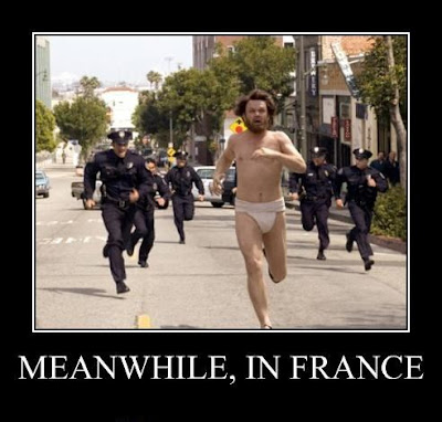 Meanwhile in France
