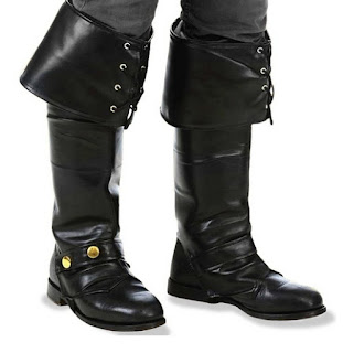 Turn your dive boots into PIRATE dive boots!