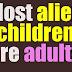 Oh, here's shocker: 2/3 of illegal alien CHILDREN are actually ADULTS