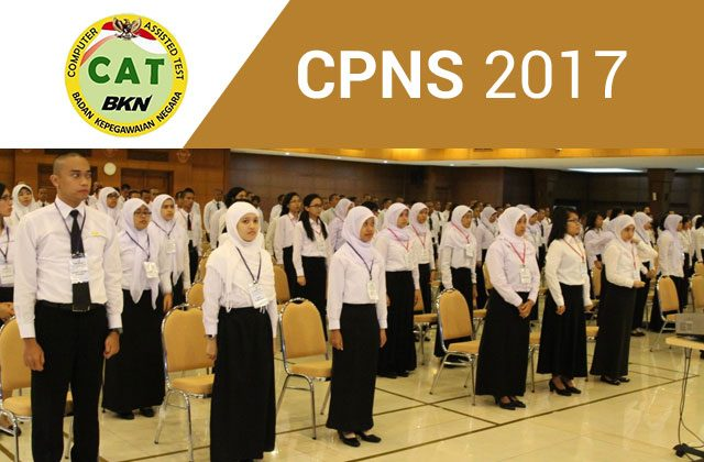 DAFTAR 61 INSTANSI PENERIMAAN CPNS 2017