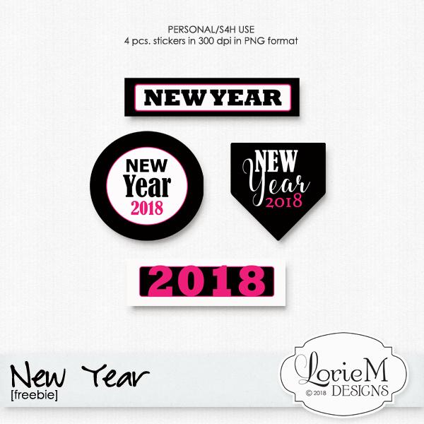 2018 Bonus Coupon & New Freebie