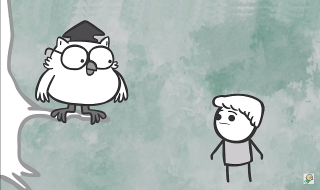 Tootsie Pop owl takes a sick turn in retirement