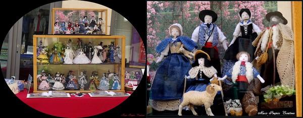 Exposition Marie Poupées Sisteron
