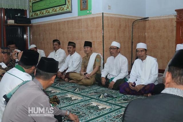 Gus Ipin Gunakan Safari Ramadhan untuk Lapor Rakyat Penggunaan APBD