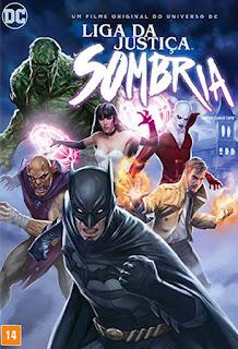 Liga da Justiça Sombria - BDRip Dual Áudio