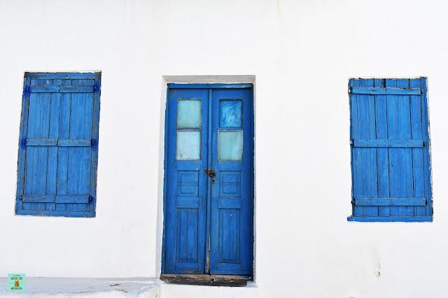 Plaka, isla de Milos (Grecia)
