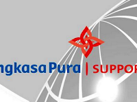 PT Angkasa Pura Support - Recruitment For Fire Fighting and Rescue, Operational Staff, Treasury Staff Angkasa Pura Group October 2017