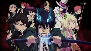 Ao No Exorcist  + OVA 90 MB + Ao no Exorcist Gekijou (PELICULA) 459 MB HDLigero SUB  ESPAÑOL (MEGA)