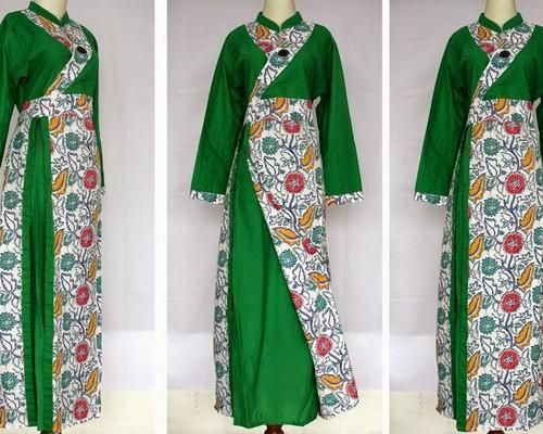 Desain Model Baju Batik Rancangan Ivan Gunawan Karya