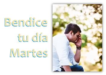 Oración para Hoy Martes - Completa Paz para quien confía en Dios