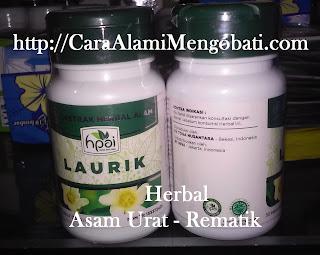 Cara alami mengobati asam urat dan kolesterol herbal tradisional