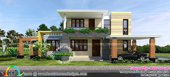 Babu George home design