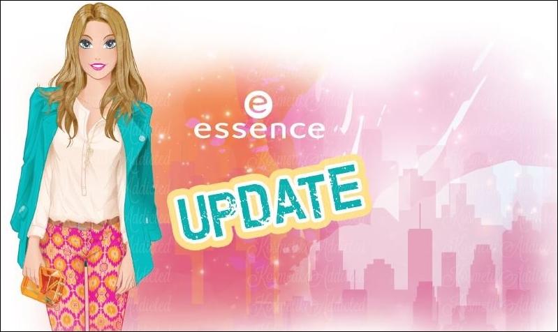 ESSENCE - nowości 2014