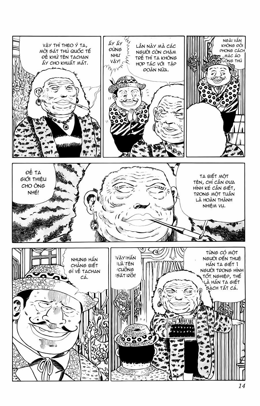 Chúa rừng Ta-chan chapter 113 (new - phần 2 chapter 1) trang 14