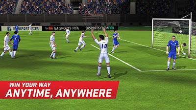 Download Game FIFA Mobile Soccer APK + MOD APK v8.0.7 Offline