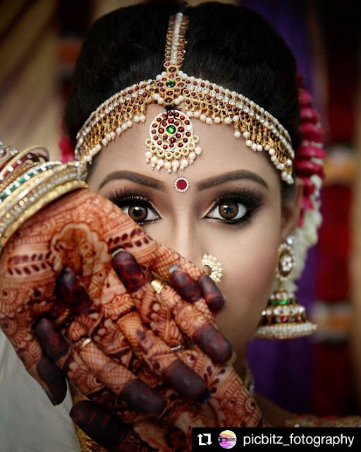 How to pose for Indian Bridal Photo Shoot fun