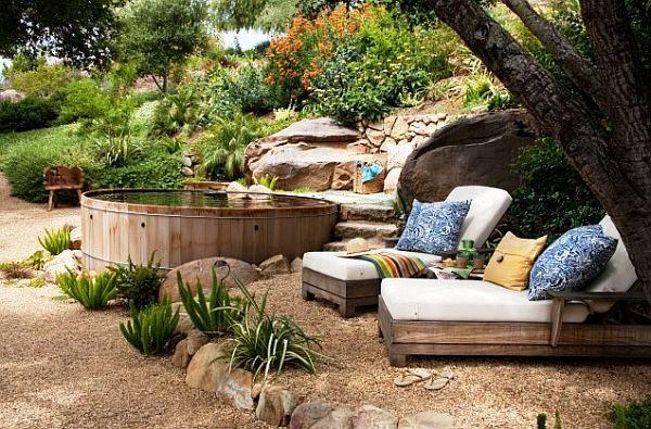 Cozy Rustic Backyard Landscaping Design Ideas READ NOW ...