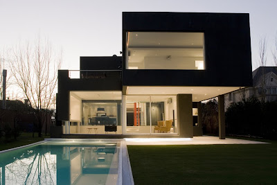 Black House, Buenos Aires, Argentina
