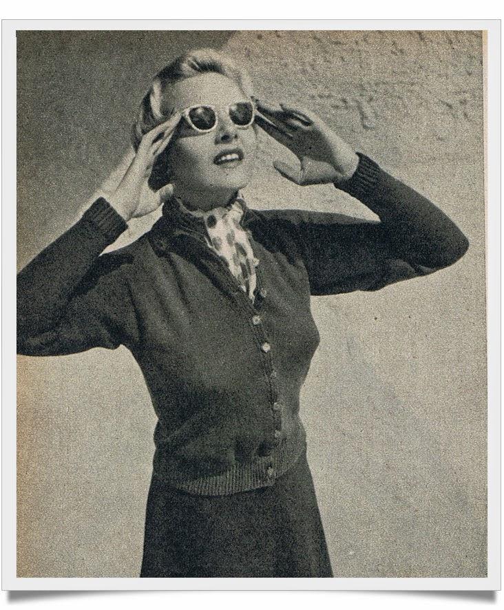 Boon En Staak Nieuws Eenvoudig Damesvest Uit 1951 We Ruiken Het