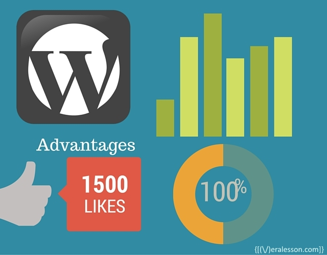 wordpress advantages by meralesson.com
