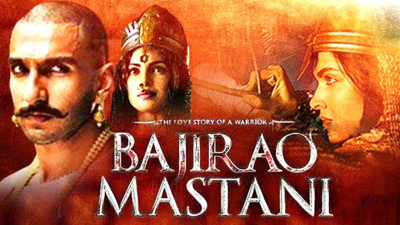 Ranveer Singh, Deepika Padukone, Priyanka Chopra Bajirao Mastani Bollywood Movie is collect a share of 300 Crore, Bajirao Mastani had a final worldwide gross