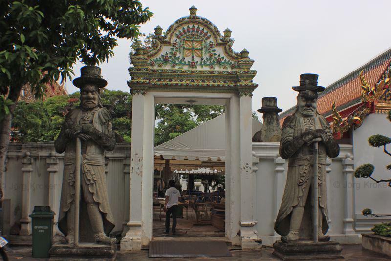 tempel wat pho bangkok