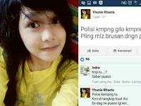 5 Orang Indonesia ini Ditangkap Polisi Karena Postingannya di Facebook