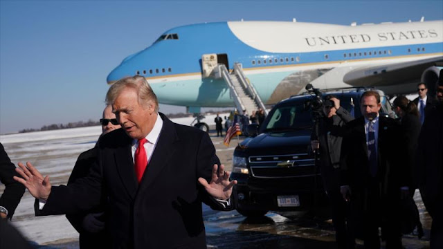 Trump amenaza con 'cerrar' Gobierno aunque perjudique al Ejército