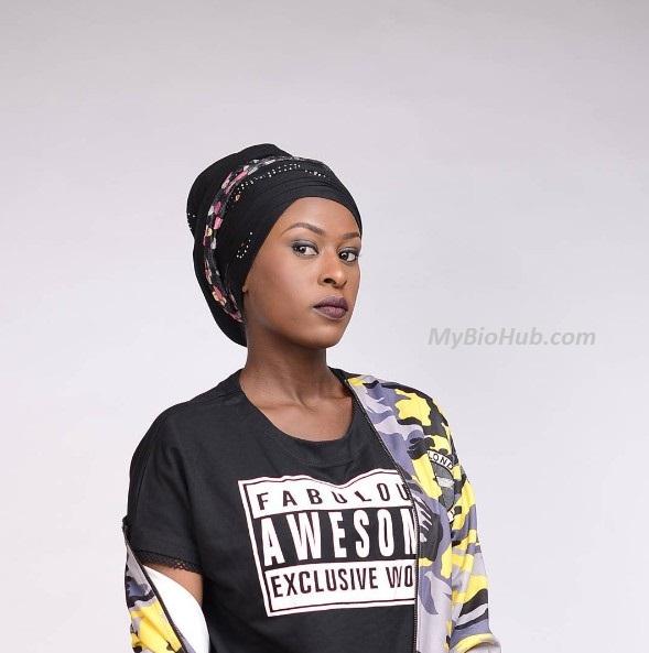 Nafisa-Abdullahi-Biography Kannywood: Naki Na Fito A Finafinan Kudu Ne Domin Kare Mutunchin Kaina - cewar Nafisa Abdullahi.