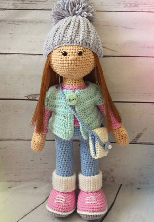 Amigurumi Molly Doll - Free Pattern