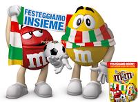 Logo Con M&M's Football 2016 vinci fino a 20.000 euro in buoni spesa + omaggio subito