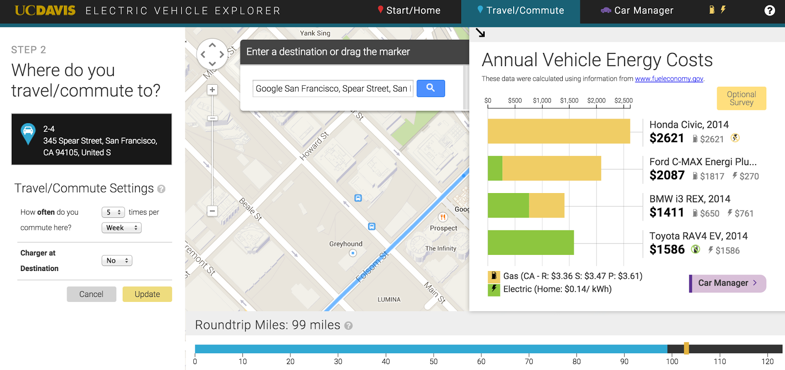Official Google Cloud Blog: EV Explorer helps drivers compare