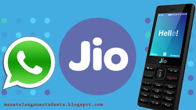 How to use Whatsapp in Jio Phone