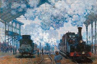 Paris : Monet à la Gare Saint Lazare, célébration de la modernité en douze oeuvres impressionnistes