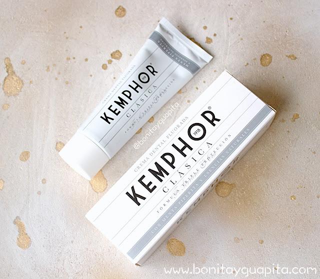 kemphor clasica pasta de dientes