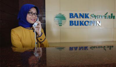 Lowongan Kerja  PT Bank Syariah Bukopin Gaji 3 - 5 Jt (Fresh Graduated)