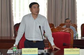 Bộ Chính trị kỷ luật ông Trần Quốc Cường, nguyên Phó Tổng Cục trưởng Tổng cục Tình báo - Bộ Công an