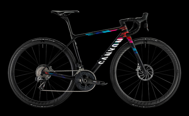 CANYON ULTIMATE WMN CF SLX DISC 9.0 TEAM CSR, discos de freno si o si