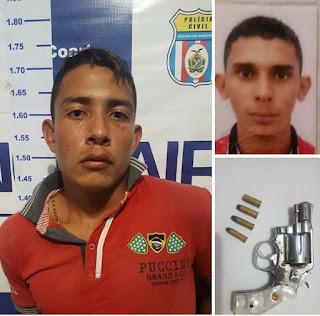 POLÍCIA MILITAR PRENDE UM DOS ASSALTANTES DO BRADESCO EXPRESSO