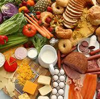 مصادر الغذاء