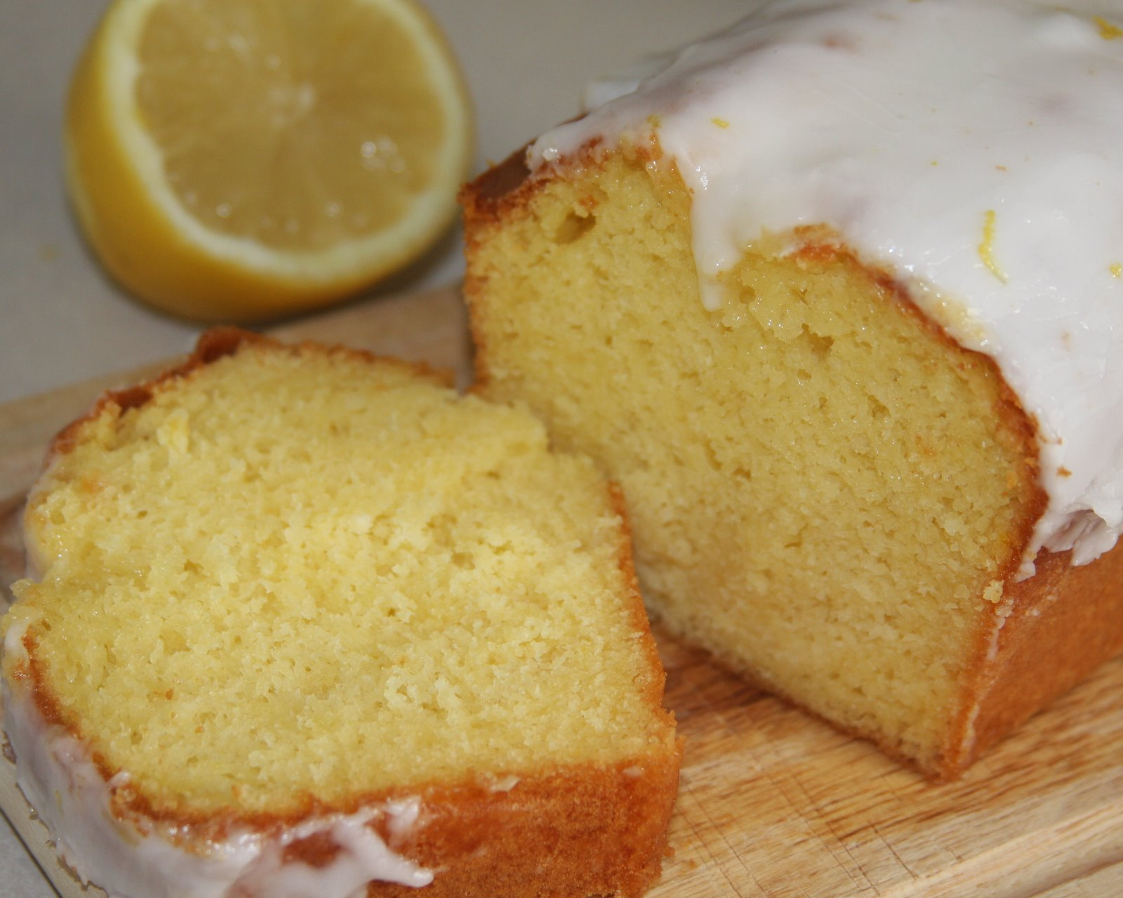 Cake Loaf Recipe Quick: It's Yummy To My Tummy: Quick Lemon Loaf