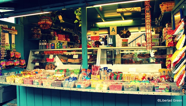 Olvera Street Los Angeles candy