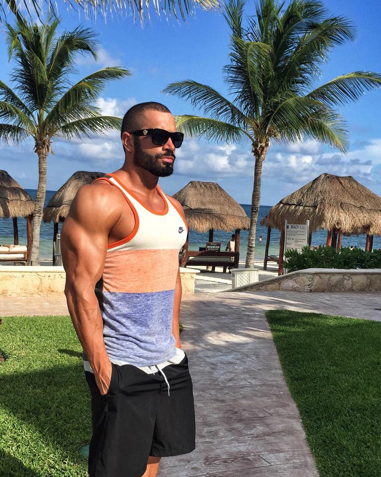 Lazar Angelov at Mexico