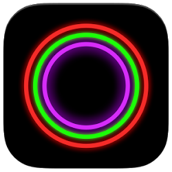 neon icon glow pack apk app