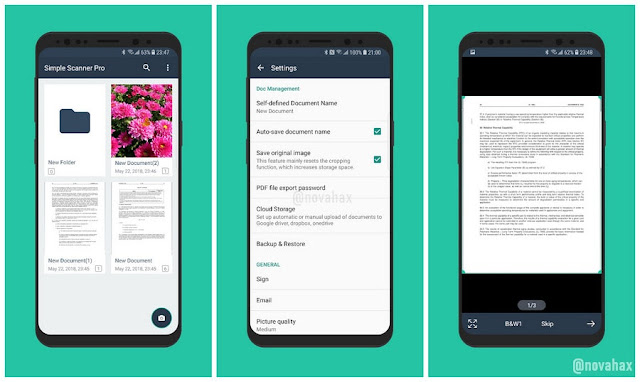 Simple scan pro full apk