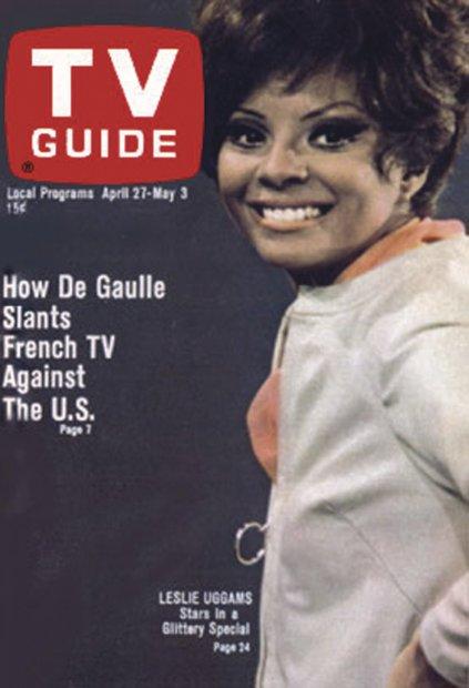 1968 TV Guide April 6 - Barbara Anderson of Ironside; Rob Strom; Daktari